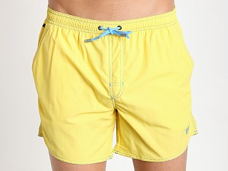 Hugo Boss Lobster Swim Shorts Bright Yellow