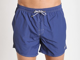 Hugo Boss Lobster Swim Shorts Medium Blue