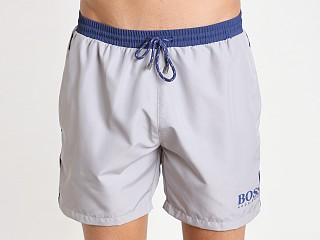 Hugo Boss Starfish Swim Shorts Light Grey