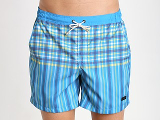 Hugo Boss Cardinalfish Swim Shorts Open Turquoise