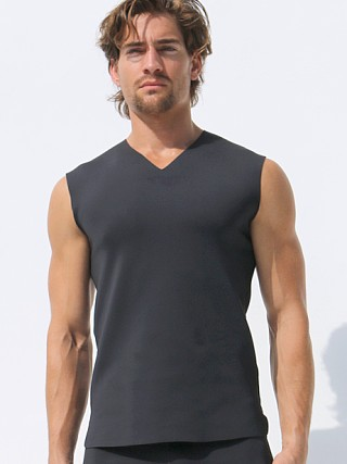 Rufskin Corvus Spacer Spandex Muscle Shirt Black