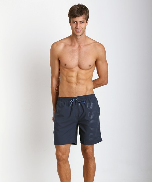 Hugo Boss Orca Swim Trunks Navy
