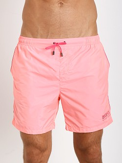 Hugo Boss Barracuda Swim Shorts Pink