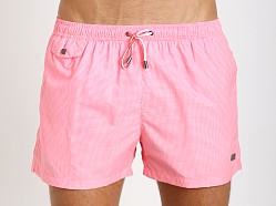 Hugo Boss Catshark Swim Shorts Pink