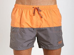 Hugo Boss Stonefish Swim Shorts Orange