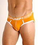 Pump! Creamsicle Micro Mesh Brief Orange, view 3