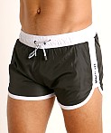 Pump! Micro-Fiber Watershort Trunk Black, view 3