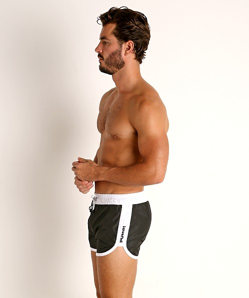 Pump! Micro-Fiber Watershort Trunk Black