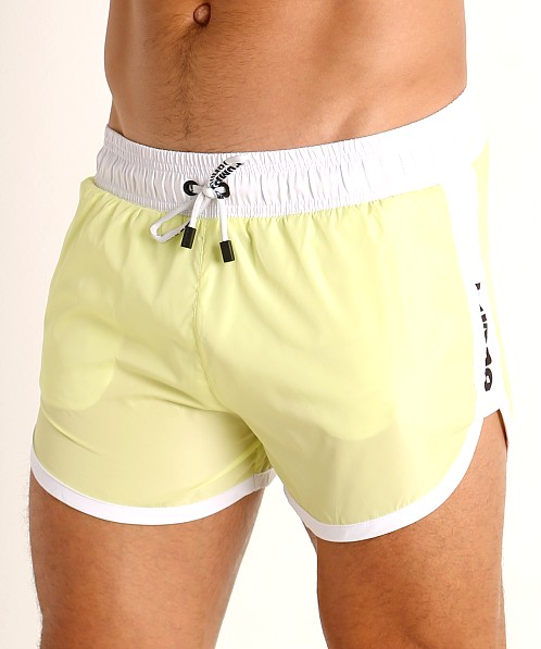 Pump! Micro-Fiber Watershort Trunk Lime