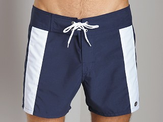 You may also like: Sauvage Boardwalk Surf Trunks Navy/White