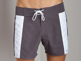 You may also like: Sauvage Boardwalk Surf Trunks Charcoal/White