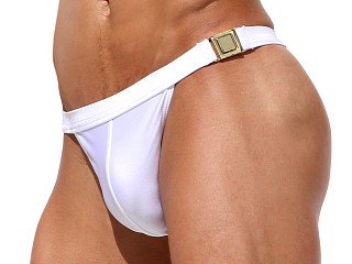 You may also like: Rufskin Buck Euro-Cut Swim Brief White