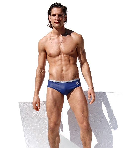 Rufskin Luchalibre Mini Sunga Swim Brief Navy