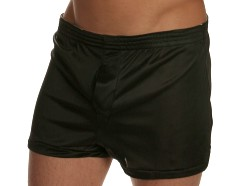 Players Black 100% Nylon Boxer