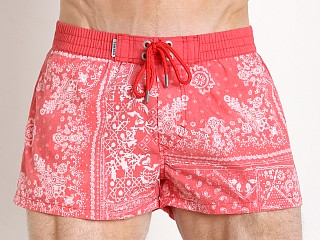 Diesel Sandy-E Swim Shorts Red