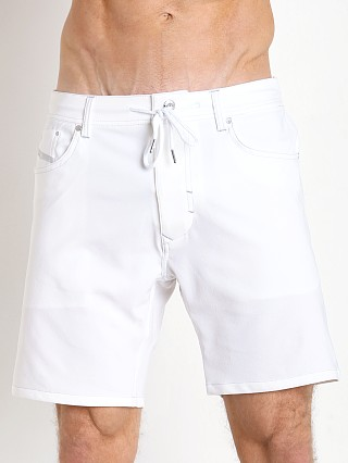 Complete the look: Diesel Waykeeki-S Quick Dry Swim Boxers White