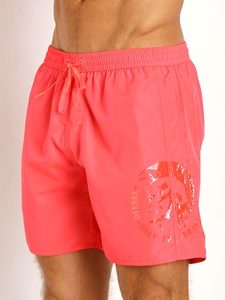 Diesel Mark-E Mohawk Swim Boxer Rose