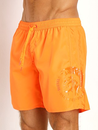 Diesel Mark-E Mohawk Swim Boxer Orange