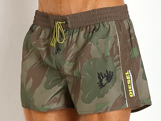 Diesel Coralrif-E Shorts Olive Green