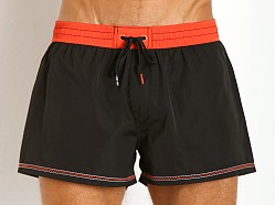 Diesel Coralrif-E Sleek Swim Shorts Black