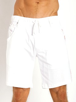 Diesel Kroo Out Of The Water Shorts White