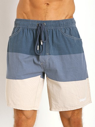 Diesel Wayky Out Of The Water Shorts Sea Blue