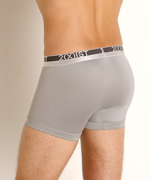 2xist Speed Dri Sterling Trunk Silver Alloy