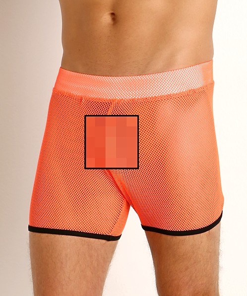 Go Softwear Hard Core XXX Mesh Short Orange/Black