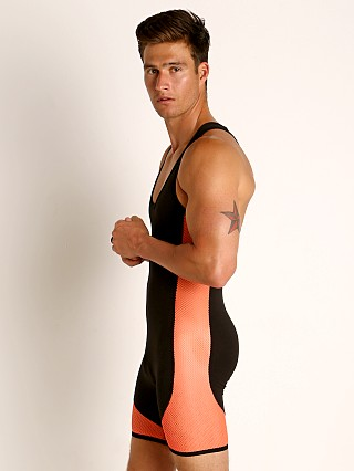 You may also like: Go Softwear Hard Core XXX Mesh Singlet Orange/Black