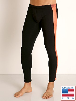 Go Softwear Hard Core XXX Mesh Tights Orange/Black