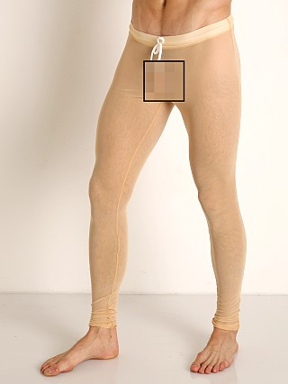 McKillop Sleek Seduce Mesh Lounge Tights Beige