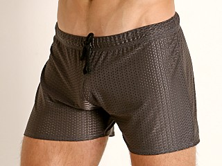 McKillop Expose Lycra Shade Shorts Dark Grey