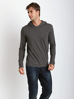 Hugo Boss Innovation 1 Hoodie Charcoal