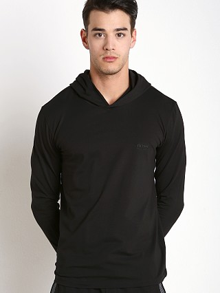 Hugo Boss Innovation 1 Hoodie Black
