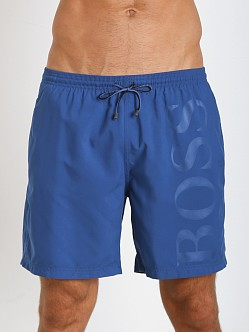 Hugo Boss Orca Swim Trunks Royal Blue