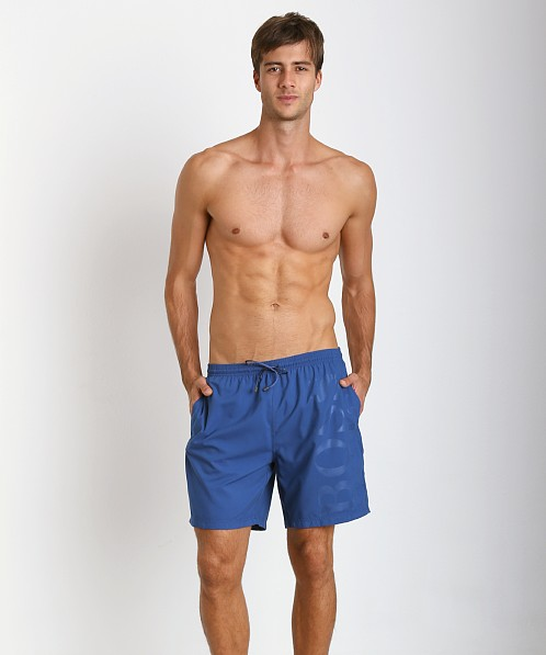 fcd5ba630f Hugo Boss Orca Swim Trunks Royal Blue 50264656-427 at International Jock