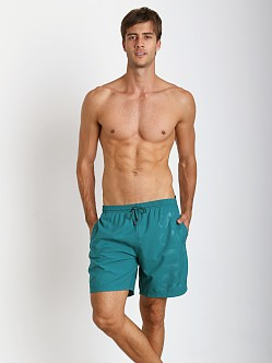 Hugo Boss Orca Swim Trunks Royal Teal