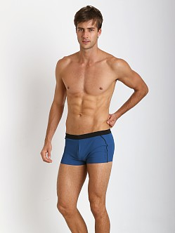 Hugo Boss Glassfish Swim Trunks Blue