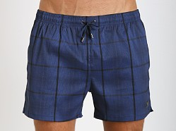 Hugo Boss Catshark Swim Shorts Blue Print