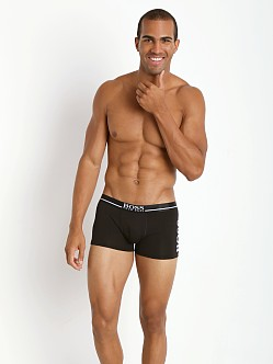 Hugo Boss 24 Logo Boxer Black