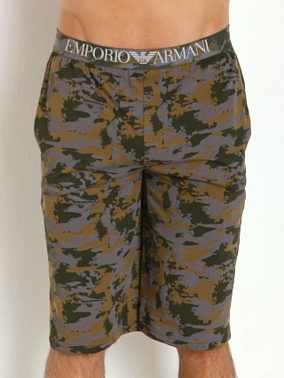 You may also like: Emporio Armani Camouflage Bermuda Shorts Army