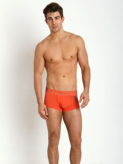 Emporio Armani Eagle Stretch Cotton Trunk Lobster