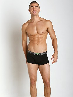 Emporio Armani Fancy Elastic Trunk Black