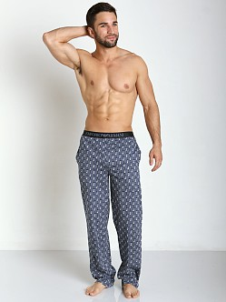 Emporio Armani 100% Cotton Lounge Pants Dolphin