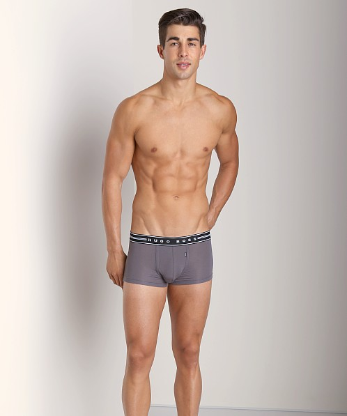 Hugo Boss Ultra Soft Modal Boxer Grey