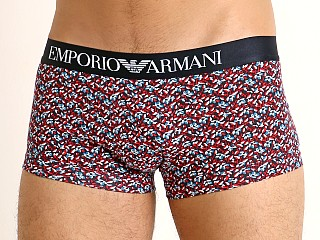 Emporio Armani Pattern Mix Trunk Printed Flower