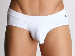 Tulio Power Pouch Supplex Briefs White