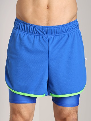 You may also like: American Jock Competition Workout Short Royal/Neon Lime