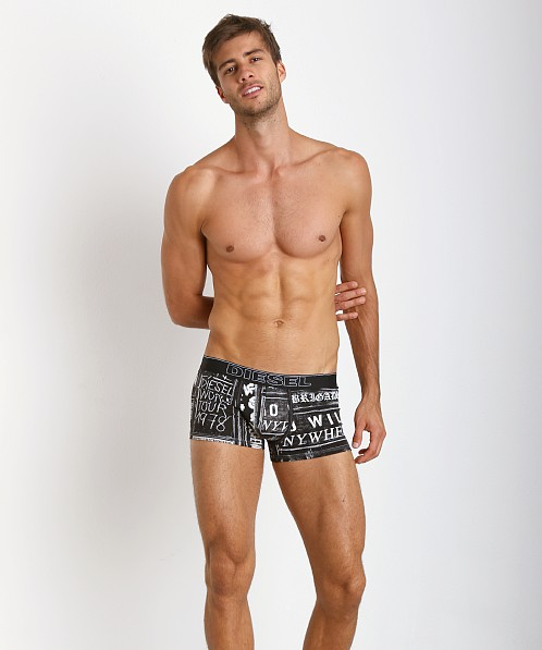 Diesel Prints Damien Trunk World Tour