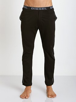 Diesel Massi 100% Cotton Lounge Pants Black